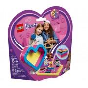 Set de constructie LEGO Friends Cutia inima a Oliviei