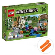 Lego LEGO 21123 Mine Craft Minecraft The Iron Golem Set 2 pieces removed [Parallel import goods]