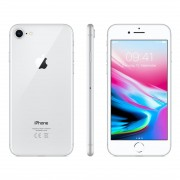 Apple iPhone 8 - Silver - 64 GB
