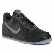Обувки NIKE - Air Force 1'07 LV8 3 CD888 001 Black/Silver Lilac/Anthracite