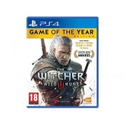 NAMCO BANDAI Juego PS4 The Witcher 3: Wild Hunt Goty Edition