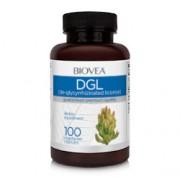 DGL (De-Glycyrrhizinated Licorice) 100 Vegetarian Capsules