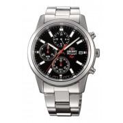 Ceas de mana barbatesc orient sporty cronograf FKU00002B0