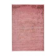 Covor Decorino Brice, modern & geometric, acril, C144-017301, 140 x 190 cm, Rosu