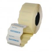Etichete de Pret Lot Nr/Expira La 26x16 mm, 1000 Etc/Rola - Etichete Autoadezive Imprimate