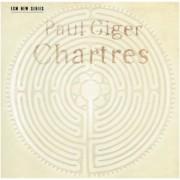 Viniluri - ECM Records - Paul Giger: Chartres
