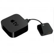 Kanex Digital Audio Adapter - адаптер за свързване на Apple TV (4th. gen) към телевизор с HDMI и аудио система с оптичен вход