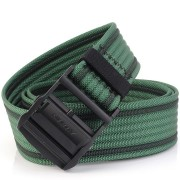 AWMN S02 120cm Belts for Men Women Camouflage Belt Military Tactical Belt Buckle Hanger Leisure Camping Pants Canvas Fabric Belt