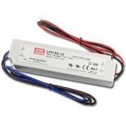 Zdroj pre LED pás - 60W DC12V