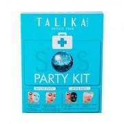 Talika Bio Enzymes Mask confezione regalo maschera viso Bio Enzyme Mask 20 g + contorno occhi Eye Therapy Patch 1 pz + maschera viso Bubble Mask 25 g + maschera contorno occhi Eye Decompress 3 donna