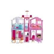 Barbie Real Super Casa 3 Andares Dly32 - Mattel