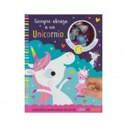 Read and play. siempre abraza a un unicornio Pd.