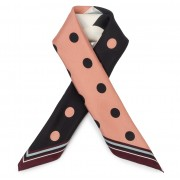 Фишу TORY BURCH - Color-Block Logo Dot Neckerchief 64170 Multi 960