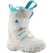 Burton Mini Grom Junior Snowboard Boots (White 20/21)