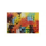 MobilierMoss Zelit - Cuadro moderno pintura al óleo