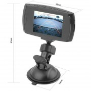 EH 2.3 '' Full HD 1080p LCD Coche DVR Camara Vision Nocturna Camara Video
