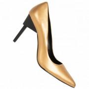 Calvin Klein Princess Patent Dames Pumps N12097GLD - goud - Size: 37