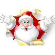 Sim,29.5 X 19.6 inch Handmade Premium Basswood Jigsaw Puzzle 1000 Piece Special Present Home Decor in Box Present-Wrap : Holidays Christmas New Year Santa