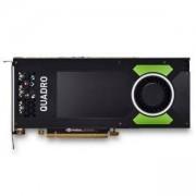 Видео карта PNY NVIDIA Quadro P4000, 8GB, GDDR5, 256 bit, DisplayPort, PNY-VCQP4000-PB