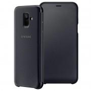 Capa Flip para Samsung Galaxy A6 (2018) EF-WA600CBEGWW - Preto