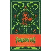DC Comics: Poison Ivy Hardcover Ruled Journal/Insight Editions