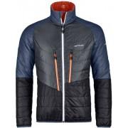 Ortovox Piz Boval - giacca ibrida sci alpinismo - uomo - Orange