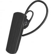 Maxy Auricolare Bluetooth 3.0 Q65 Universale Mono Con Cuffietta Addizionale Per Stereo Music Black Per Modelli A Marchio Brondi
