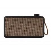 Kreafunk tRadio DAB+ bluetooth speaker zwart tRadio zwart