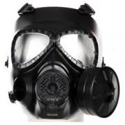 Maska plynová AIRSOFT ČERNÁ