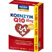 SELEN REVITAL Koenzym 60 mg + vitamin E a selen 30+30 kapslí ZDARMA
