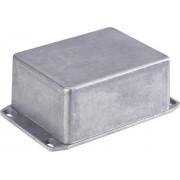 Carcasă de aluminiu turnată, ecranare EMC, IP54, 1590GFL, cu flanşă, 100 x 50 x 25 mm