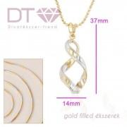 DT medál+nyaklánc 1134