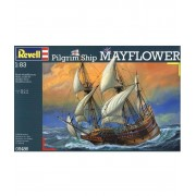 Macheta Revell - Pilgrim Ship Mayflower
