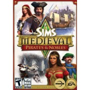 The Sims Medieval Pirates And Nobles DLC Origin CD Key