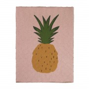 Ferm Living Fruiticana Pineapple Plaid