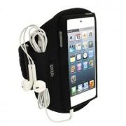 iPod Touch 5G, iPod Touch 6G iGadgitz Neoprene Armband - Zwart
