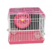 Cusca pentru hamsteri si alte rozatoare 22x15x18 cm