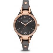 Fossil Rosékleurig Vrouwen Horloge ES3077