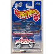 Hot Wheels 1999 Final Run 5/12 Retiring Model RED/WHITE Street Roader 1:64 Scale by Hot Wheels