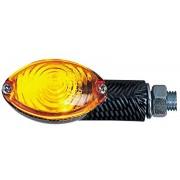 Oxford Arrow LED Intermitentes de moto Carbono