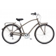 Electra Townie Commute 8D EQ Mens - Thunder Grey - Cruiser