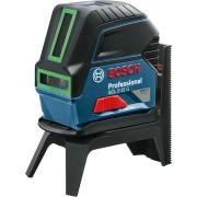 Линеен лазерен нивелир BOSCH GCL 2-15 G Professional, до 15м