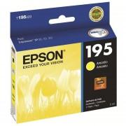 Cartucho de tinta Epson T195420-AL-Amarillo