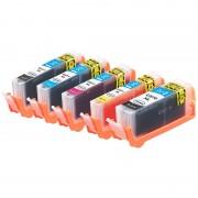 iColor ColorPack CANON (ersetzt PGI-570BK/CLI-571BK/C/M/Y XL)