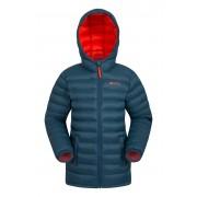 Mountain Warehouse Seasons- pikowana kurtka dziecięca - 11-12