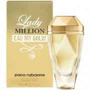 Paco Rabanne Lady Million Eau My Gold! 30ml Eau de Toilette за Жени