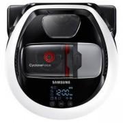 Прахосмукачка робот Samsung, LED дисплей, визуална система за картографиране, 3 стила на почистване, VR10M702HUW/GE