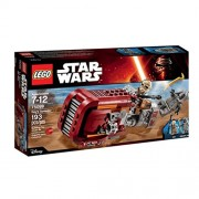 Lego Star Wars Rey's Speeder 75099 / Lego Star Wars Ray's Speeder [Parallel import goods]