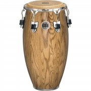 "Meinl Woodcraft Conga WC1134ZFA-M, 11 3/4"", Zebra Finished Ash"