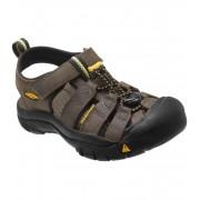 KEEN Newport Premium K Dětské sandály KEN1201064802 dark brown 10(29)